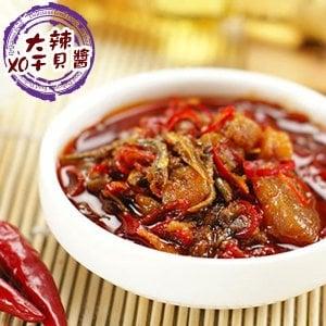 【那魯灣】澎富XO干貝小魚辣醬(大辣) 2罐(265克/罐)
