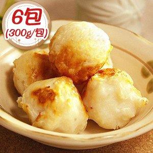 【那魯灣】那個丸系列-花枝丸 6包 (300g/包)