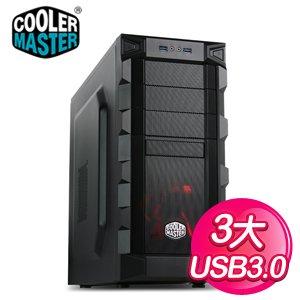 Cooler Master 酷碼 K280 黑3大電競機殼