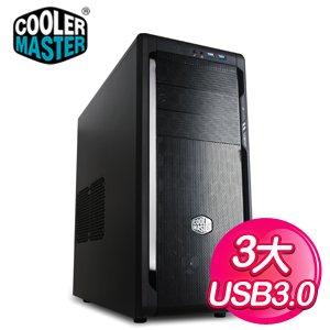 Cooler Master 酷碼 N500/USB3 黑3大電腦機殼