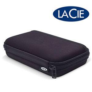 LaCie 萊斯 Cozy 3.5吋硬碟專用包 黑色