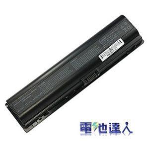 [電池達人]HP Pavilion dv2000, dv2100, dv2200 系列電池