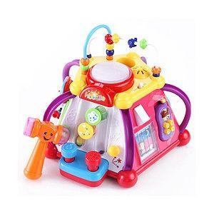《HUILE》益智15合一玩具組